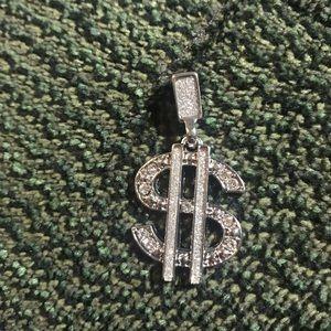 Jewelry - DOLLAR SIGN PENDANT
